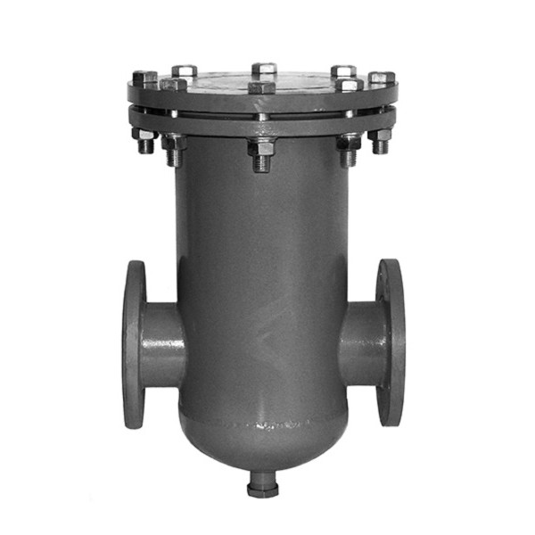 Фильтр сетчатый магнитный вертикальный МВС КЕМА ФТМ-80