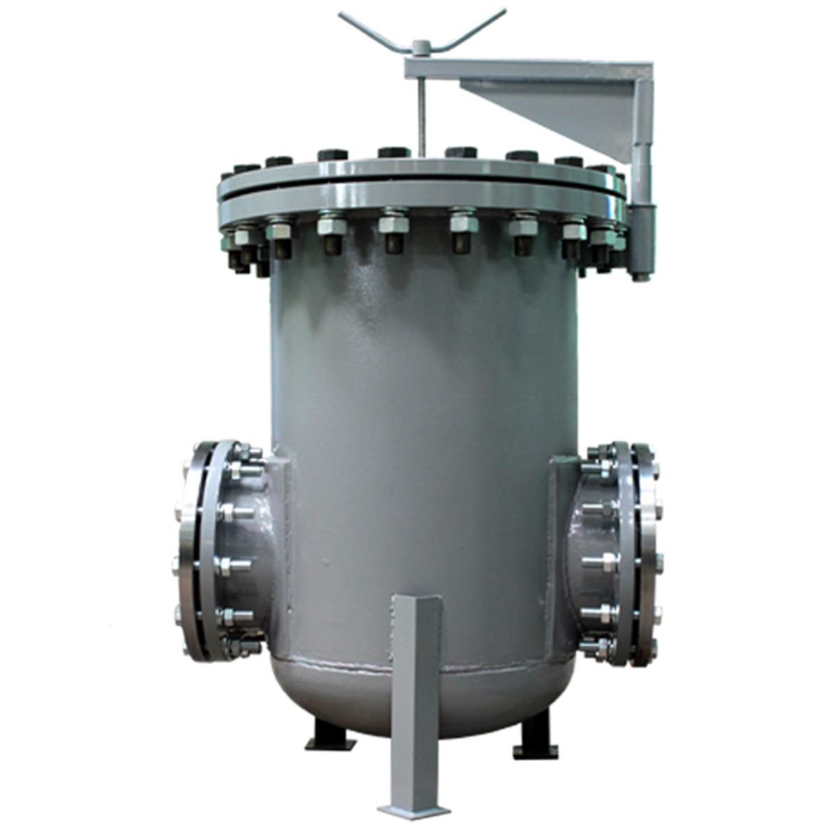Фильтр сетчатый магнитный вертикальный МВС КЕМА ФТМ-250