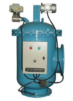 Автоматический фильтр вертикальный ФАВ МВС КЕМА Ду50
